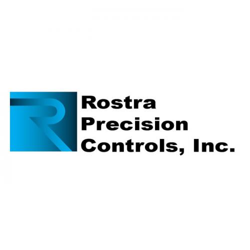 Rostra-Precision-Controls-Blue-logo